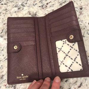 Kate Spade fold wallet